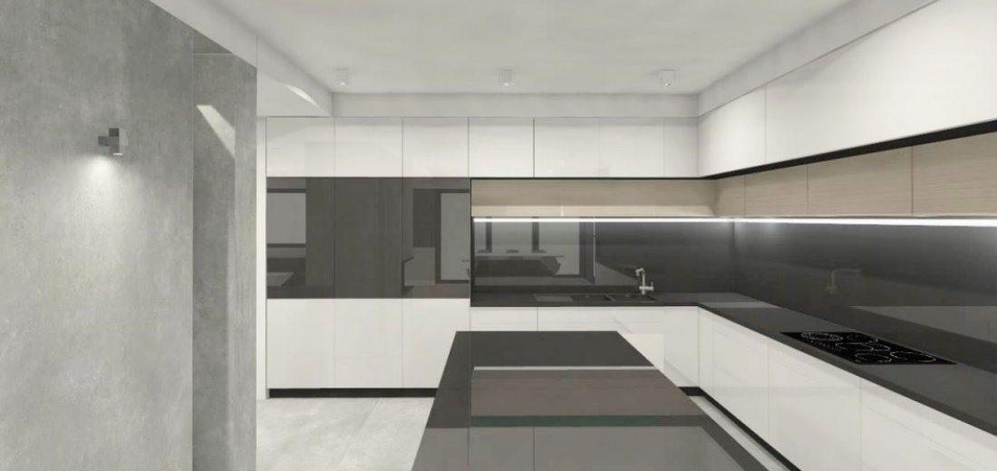 kłodzko projektowanie wnętrz -minimalizm