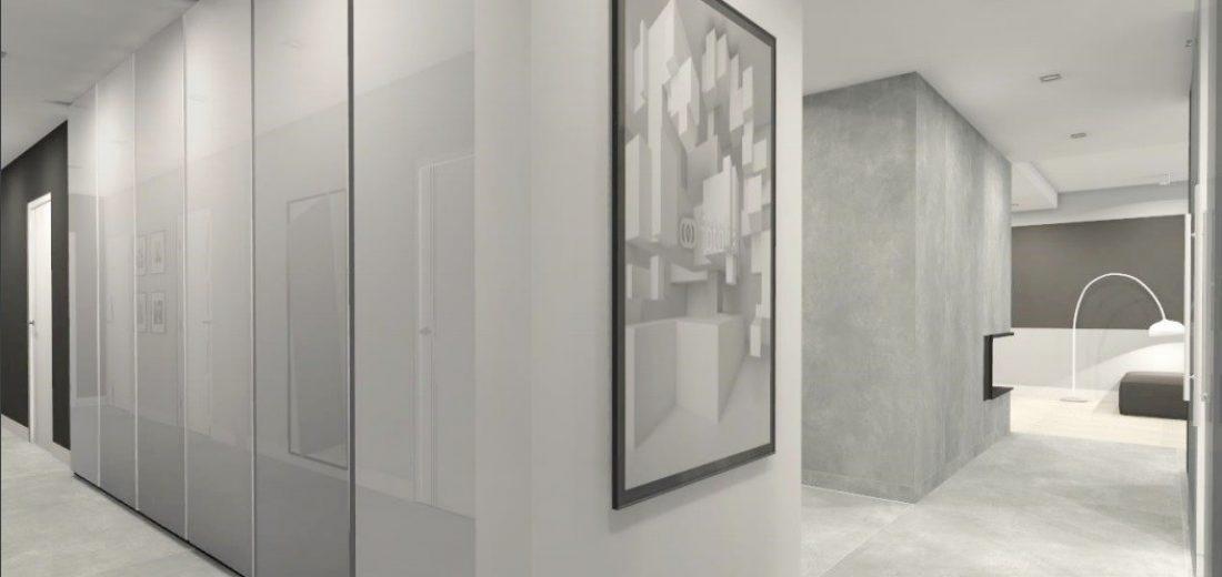 kudowa zdrój architekt wnętrz-minimalizm
