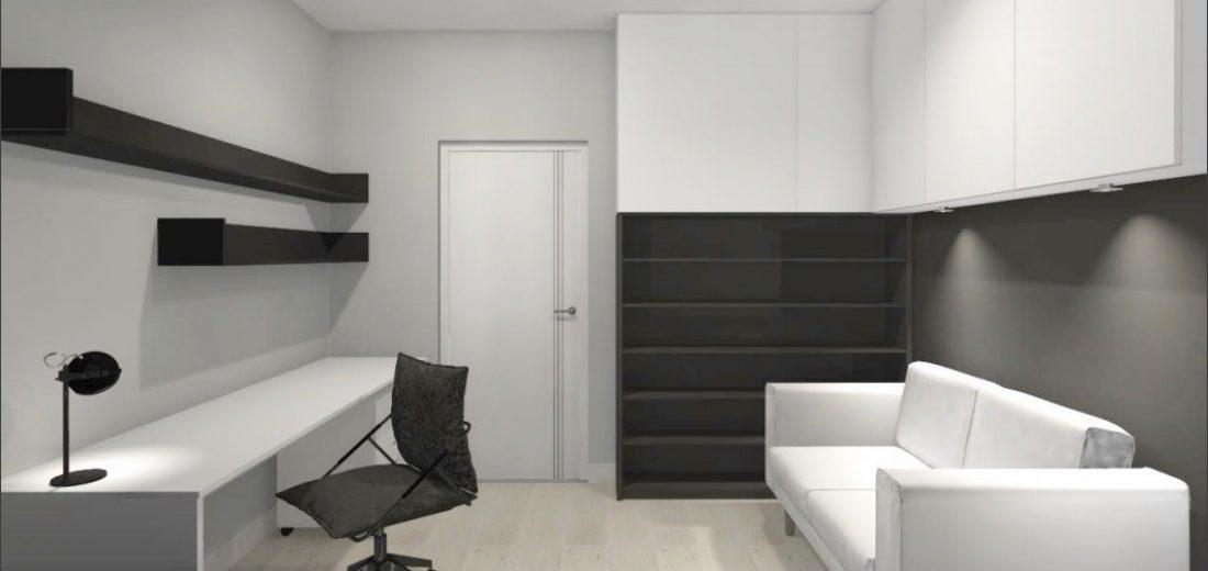 nowa ruda architekt wnętrz - minimalizm